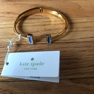 Kate Spade Adventure Blue Bracelet